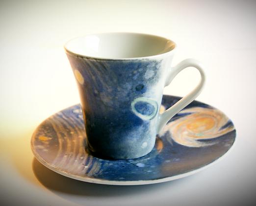 """Tasses à café """"flandre cosmos A"""""""