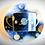 """Thumbnail: duo Tasses"""" petit déjeuner cosmos"""""""