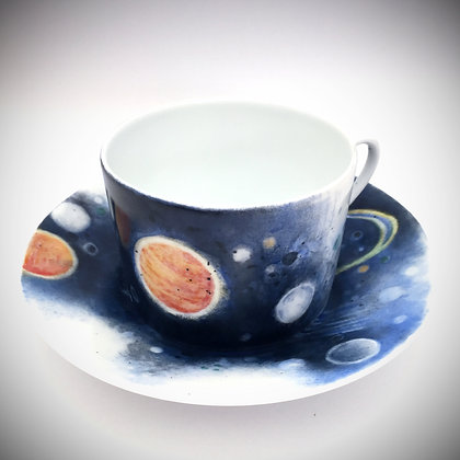 "duo Tasses"" petit déjeuner cosmos"""