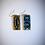 Thumbnail: Boucles d'oreilles bleudor