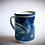 "Thumbnail: Mug ""tisanière""comos spirale"