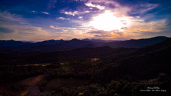 Sunset Pinnacle Mnt 400 AGL