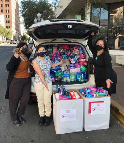 Period Poverty Drive Awareness results 2