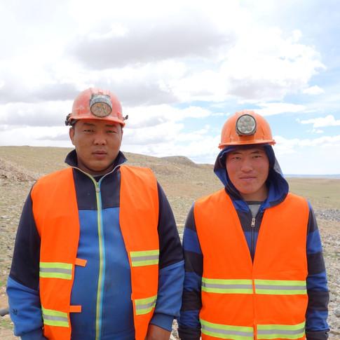 Miners XAMODX ©SAM