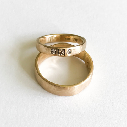 Fairmined Wedding Rings 4