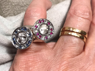 Fairmined Silver, Sapphire and Rubies