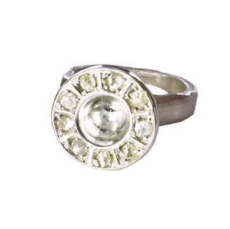 Signet of Life Silver Ring