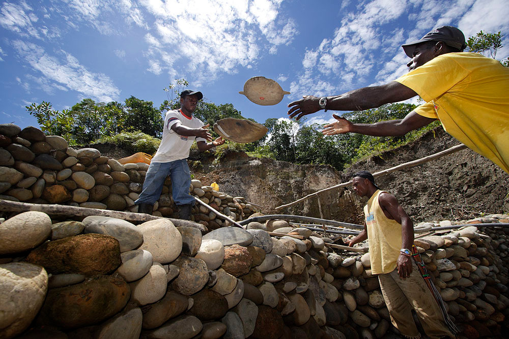 Oro Verde, Colombia - Fairtrade & Fairmined Ecological Gold