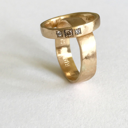 Handcrafted Wedding Rings