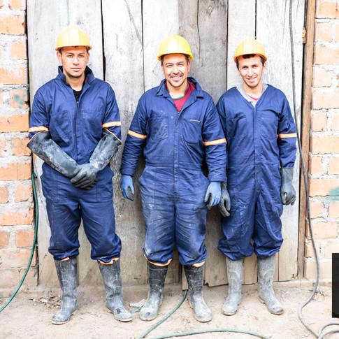 Fairmied gold miners - ©Manuela Franco