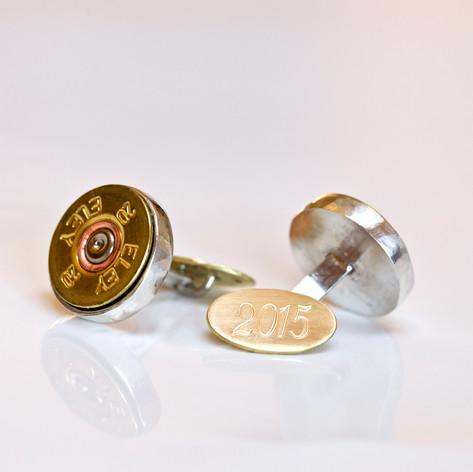 Cartridge Cufflinks