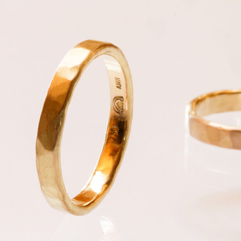 Fairmined Wedding Rings