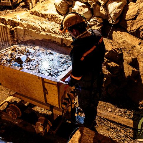 Gold mining, La Llanada, Colombia - ©Manuela Franco