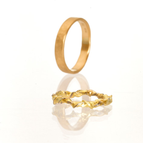The Nearness of You, Wedding Rings