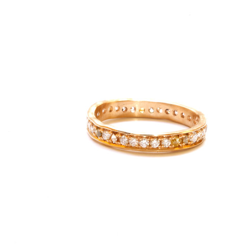 Anna's Wedding Dream Ring