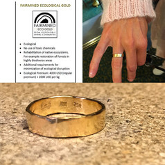 Engagement in Fairmined Eco Gold