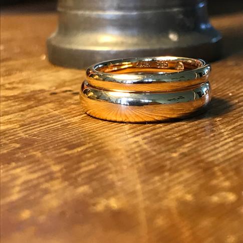 Classic, Fairmined Wedding Rings