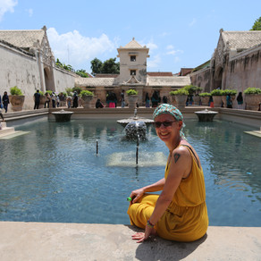 Indonesia - Yogya blew us away in the most positive way