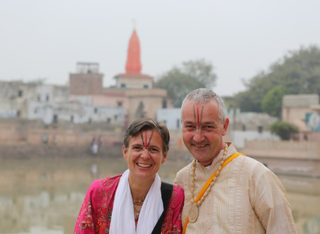 India - A love affair with Vrindavan