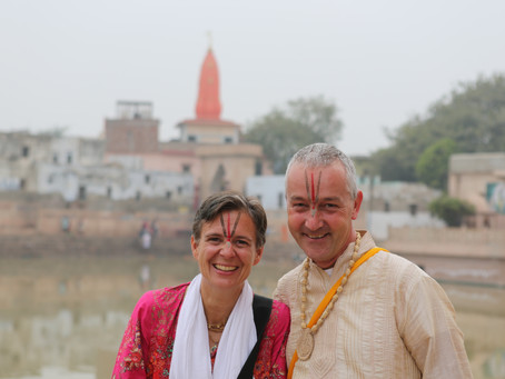 India - A love affair with Vrindavan