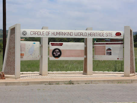 South Africa - we want to stay - cradle of humankind
