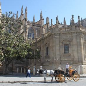 Spain - A city to love: Sevilla, Osuna, Carmona