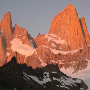 Argentina  - Monte Fitz Roy, Cerro Torre, Perito Moreno