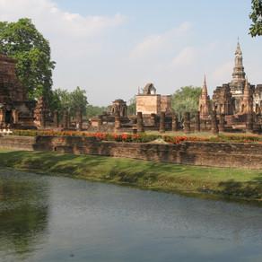 Thailand - Sukhothai and Si Satchanalai