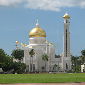 Brunei - the friendliest people in the world
