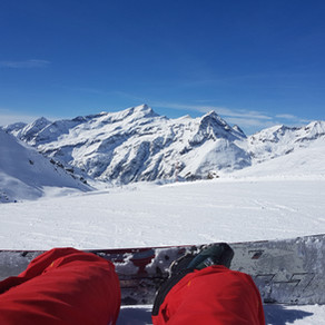 Italy - Skiing and snowboarding around the Monte Rosa