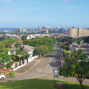 South Africa - Durban, the real rainbow nation