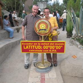 Ecuador - La Mitad del mundo