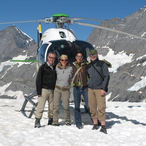 Switzerland - Mit dem Heli durch die Berner Alpen