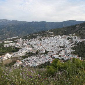 Spain - fabulous white washed villages in the Axarquía