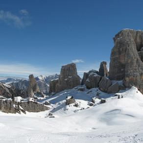 Italy - Super sunny days in the Dolomites: Alleghe, Val di Zoldo, 5 Torri, Arabba, Marmolada