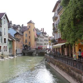 France - Doussard, Albertville, Annecy