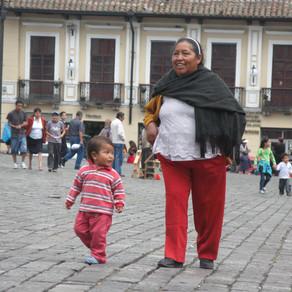 Ecuador - Quito, Quito - te quiero bonita