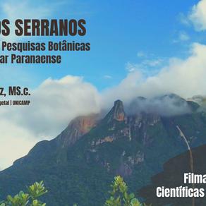 Tesouros Serranos - A História das Pesquisas Botânicas na Serra do Mar Paranaense