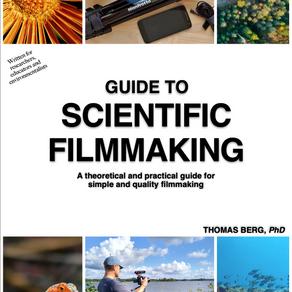 New eBook - Guide to Scientific Filmmaking