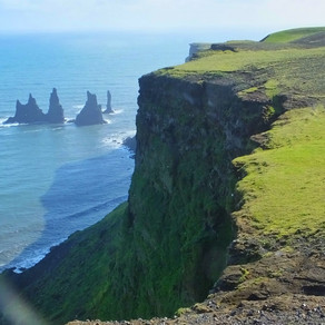 Cliffs of Vík
