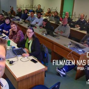 Filmagem nas Ciências - IB - UFRGS