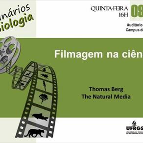 Filmagem na Ciência
