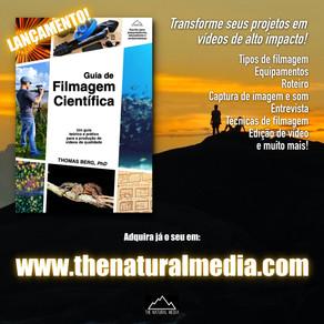 Guia de Filmagem Científica - Lançamento