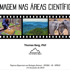 Filmmaking for Scientists at UFRGS