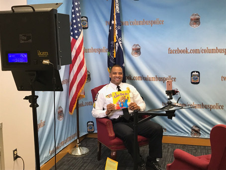 Virtual Books & Badges: Sgt Fuqua