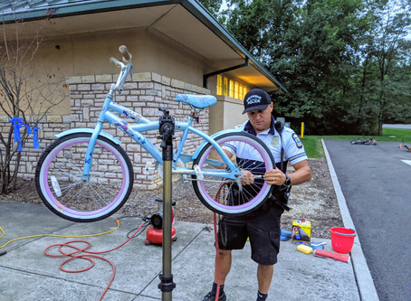 Bikes for Kids in Wedgewood Apartments