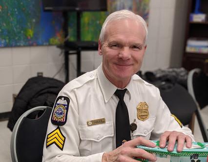 Sgt Ed Daniher