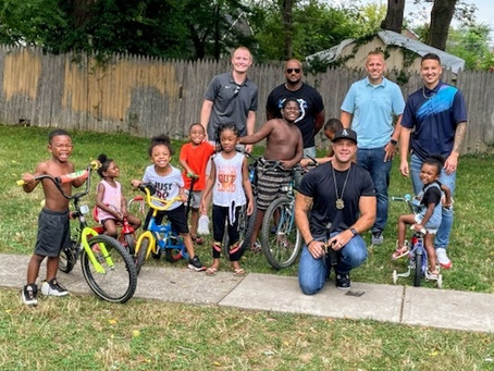 Assignment: Bikes For Kids
