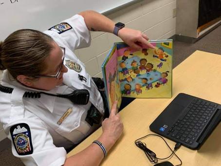 Books & Badges: Southwood Elementary