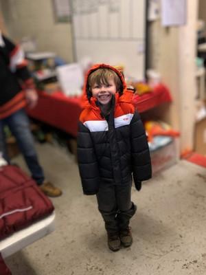 The Joy Of a Coat